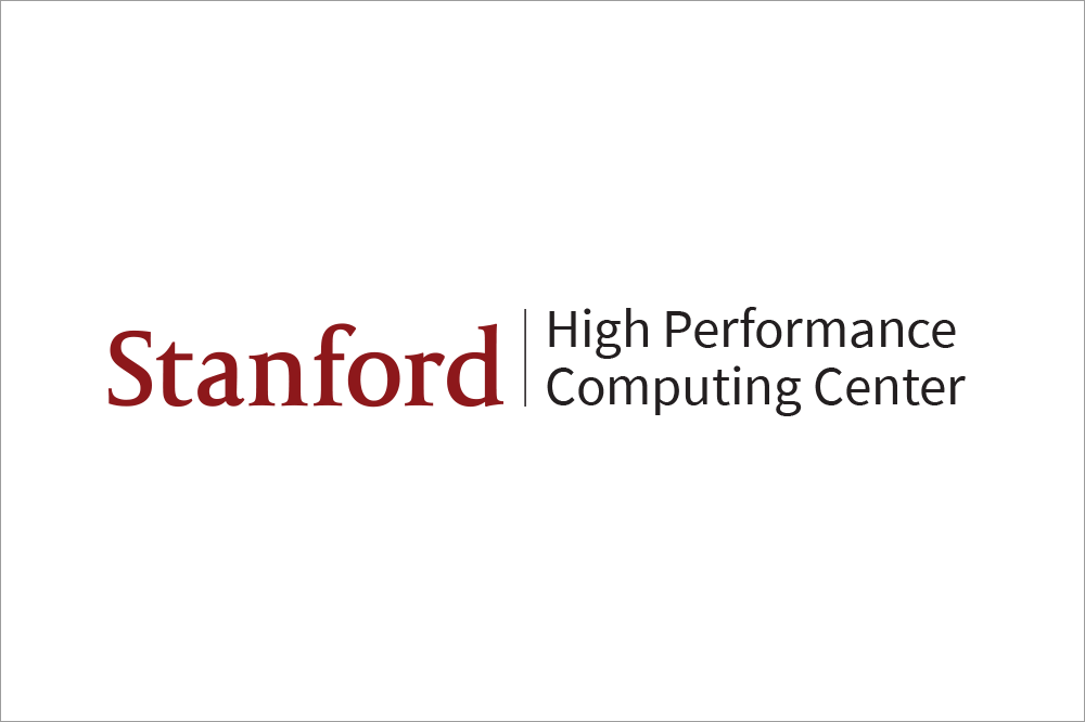 Stanford High Performance Cluster logo