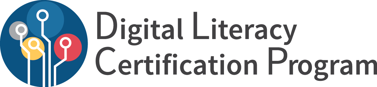 Logo of Digital Literacy Certification Program